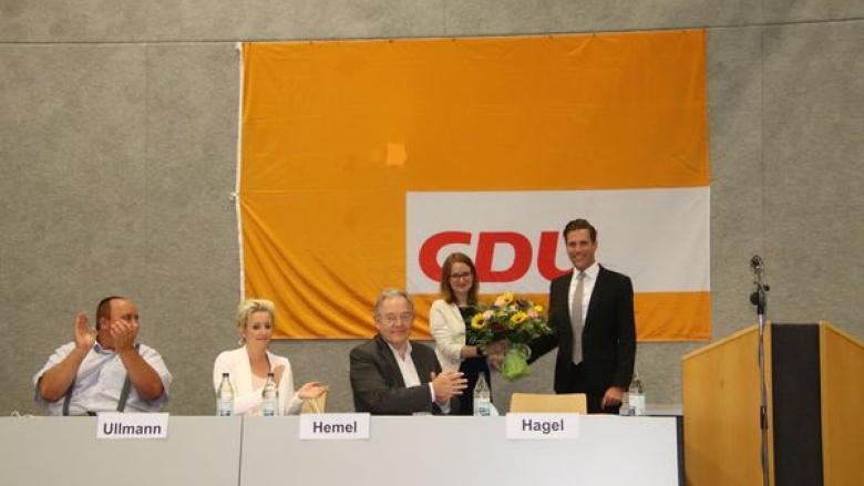 Ronja Kemmer erneut für den Bundestag nominiert